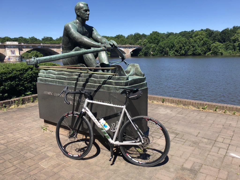 Jari by Jack Kelly Statue