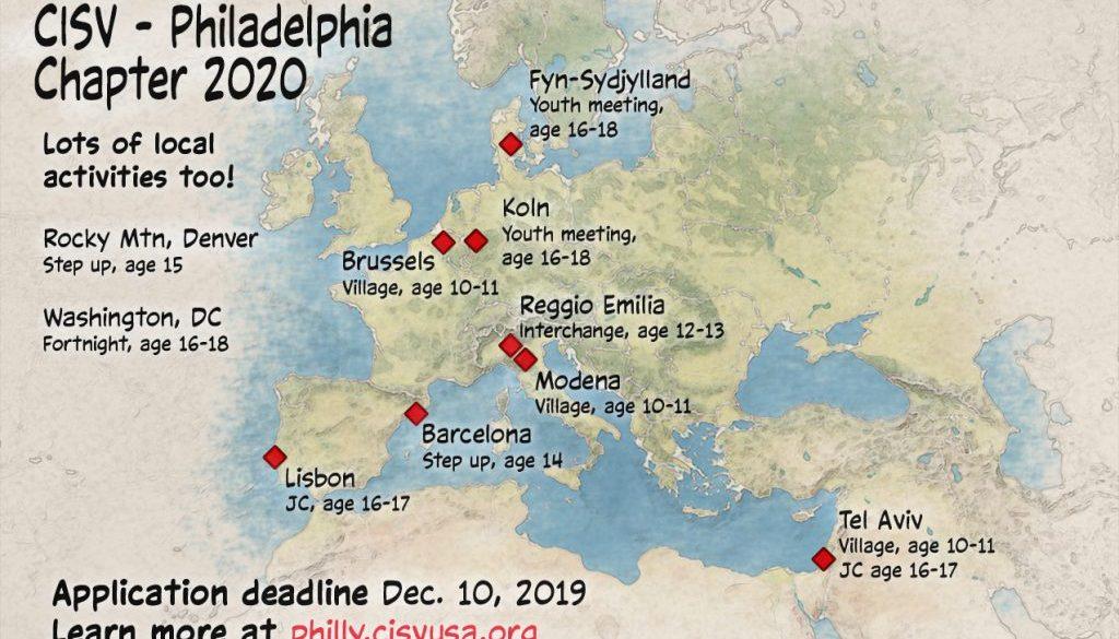 CISV-2020_map